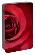 Love's Eternal Red Rose  Portable Battery Charger