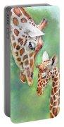 Loving Mother Giraffe2 Portable Battery Charger