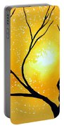 Low Country Original Painting Portable Battery Charger