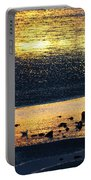 Low Tide Gold Portable Battery Charger