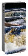 Lower Tequamenon Falls Portable Battery Charger