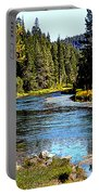 Lower Truckee River Portable Battery Charger