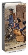 Loyalist Home, 18th C Portable Battery Charger