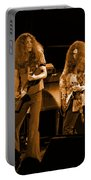 Ls Spo #21 Crop 4 In Amber Portable Battery Charger
