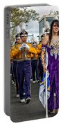Lsu Marching Band 5 Portable Battery Charger by Steve Harrington