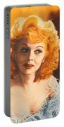Lucille Desiree Portable Battery Charger