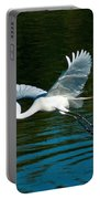 Lucky Egret Portable Battery Charger
