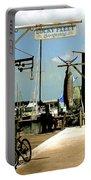 Lucky Fleet Key West  Portable Battery Charger