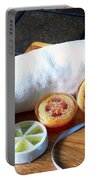 Luffa Soap Portable Battery Charger
