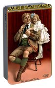 Lullaby Yodel Portable Battery Charger