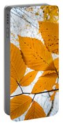 Luminescent Leaves Portable Battery Charger