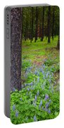 Lupine Forest Portable Battery Charger