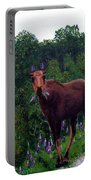Lupine Loving Moose Portable Battery Charger