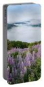 Lupine Of Bald Hills Portable Battery Charger