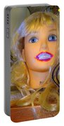 Luscious Lips Portable Battery Charger