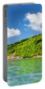 Lush Tropical Coast Portable Battery Charger