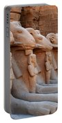 Luxor Temple 3 Portable Battery Charger