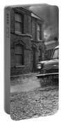 Lye Storm, Ford Anglia Van - 1960's    Ref-245 Portable Battery Charger