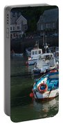 Lynmouth Harbour Devon Portable Battery Charger