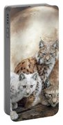 Lynx Moon Portable Battery Charger