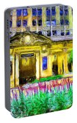 Lyric Opera House Of Chicago Portable Battery Charger