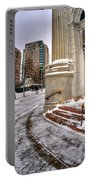 M And T Bank Downtown Buffalo Ny 2014 Portable Battery Charger