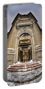 M And T Bank Downtown Buffalo Ny 2014 V2 Portable Battery Charger