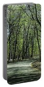 M119 Tunnel Of Trees Michigan Portable Battery Charger