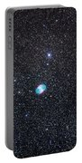 M27, The Dumbbell Nebula Portable Battery Charger