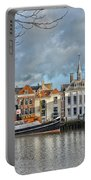 Maassluis Harbour Portable Battery Charger