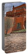 Mabel Dodge Luhan House  Portable Battery Charger