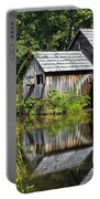 Mabry Mill In Virginia Portable Battery Charger