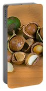 Macadamia Nuts Portable Battery Charger