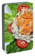 Macaroni Salad 1 Portable Battery Charger