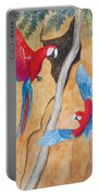 Macaw Claylick Portable Battery Charger