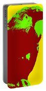 Macaw Pop Art Portable Battery Charger