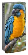 Macaw Profile Portable Battery Charger