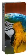 Macaw Tropical Bird Portable Battery Charger