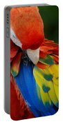 Macaws Of Color25 Portable Battery Charger