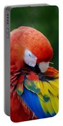 Macaws Of Color26 Portable Battery Charger