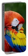 Macaws Of Color28 Portable Battery Charger