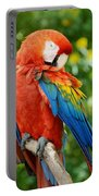 Macaws Of Color31 Portable Battery Charger
