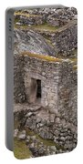 Machu Picchu City Gate Portable Battery Charger