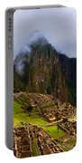 Machu Picchu Overlook Portable Battery Charger