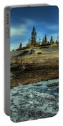 Mackenzie Point Outcrop Portable Battery Charger
