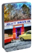 Mac's Drive In Portable Battery Charger