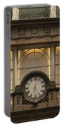 Macy's Clock Portable Battery Charger