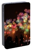 Macy's July 4th Fireworks New York City  Portable Battery Charger