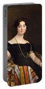 Madame Jacques-louis Leblanc. Francoise Poncelle Portable Battery Charger