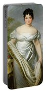 Madame Tallien 1773-1835 Oil On Canvas Portable Battery Charger